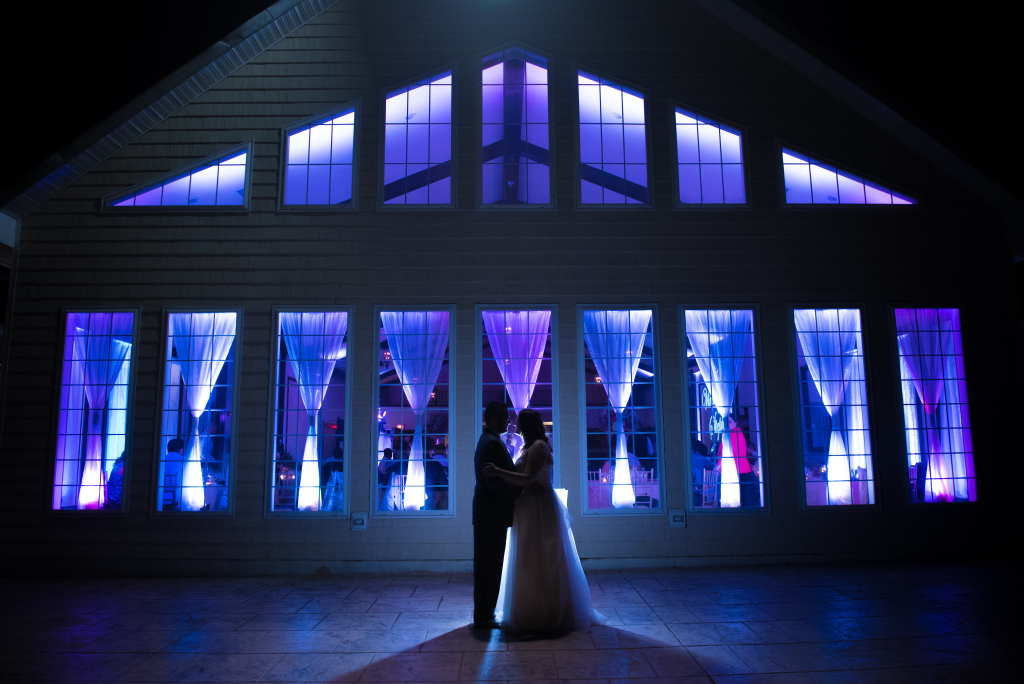 Uplighting Wedding NJ